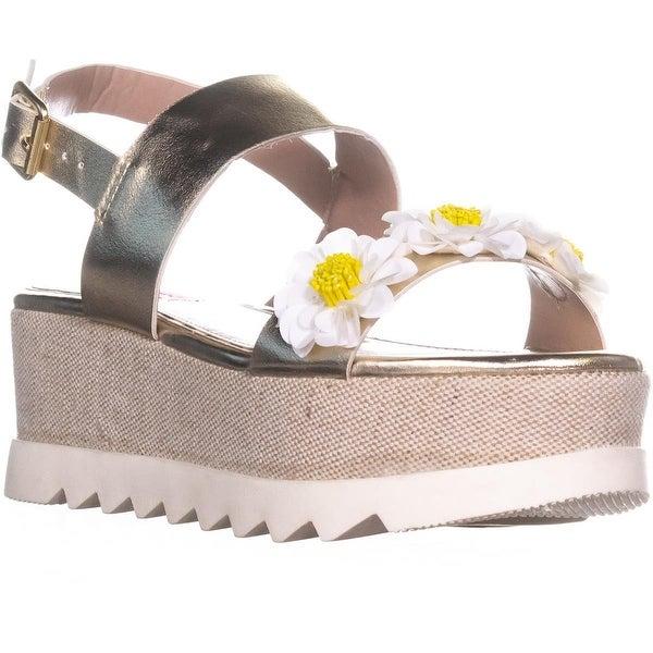 20bc96ed6369 Shop Betsey Johnson Pipper Platform Sandals