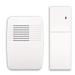 Heath Zenith SL-7357 Wireless Plug-In Doorbell Chime Extender