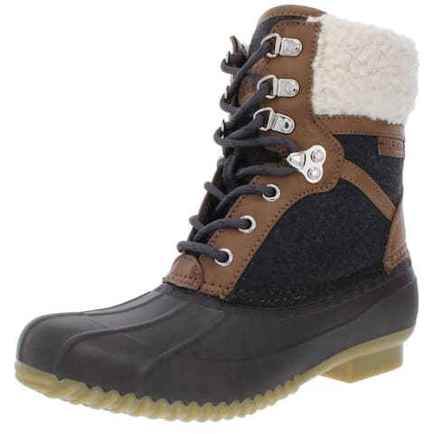 Tommy Hilfiger Womens Rian 2 Winter Boots Cold Weather Waterproof