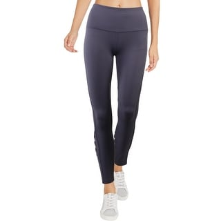 Link to FP Movement Revelation Women's Cut-Out Ruched Ankle Length Activewear Leggings Similar Items in Athletic Clothing