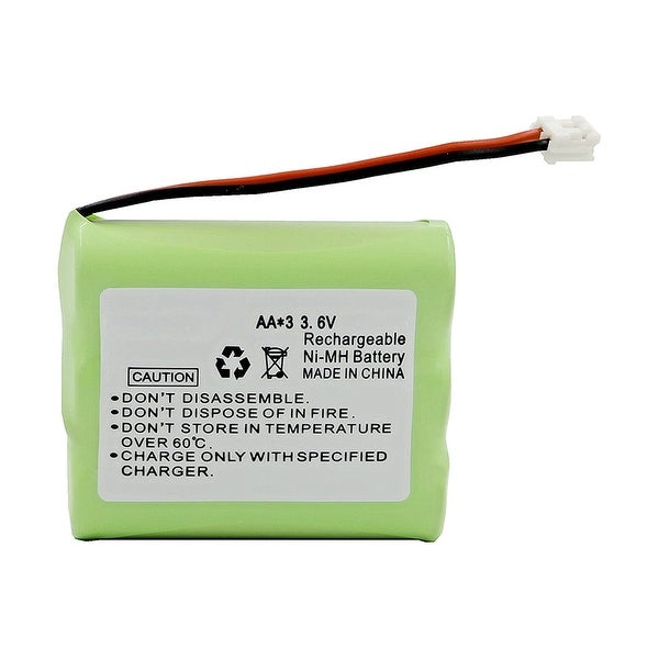 Replacement For VTech 3301 / 3300 Cordless Phone Battery (600mAh, 3.6V, NiMH)