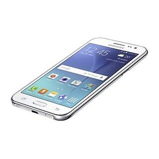 Samsung Galaxy J2 8GB SM-J200 4.7 inch DUO Dual SIM Unlocked GSM White