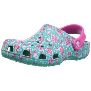 ad5919487fdc1e Size 4 Crocs Girls  Shoes