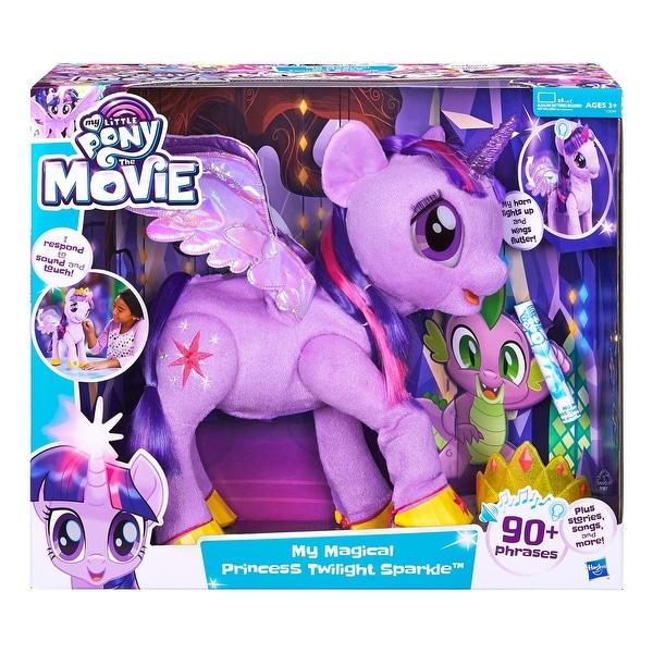 Hasbro My Little Pony Sparkle Bright Set Princess Celestia Twilight Sparkle 2