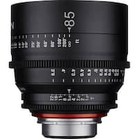 Rokinon Xeen 85mm T1.5 Lens for Canon EF Mount - black