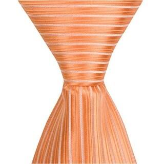 Matching Tie Guy 4084 O5 - 63 in. Adult Necktie - Orange, XL