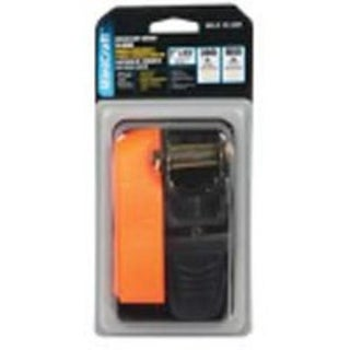 "Mintcraft FH64070-1 Ratchet Tie Down 1""x13', Orange"