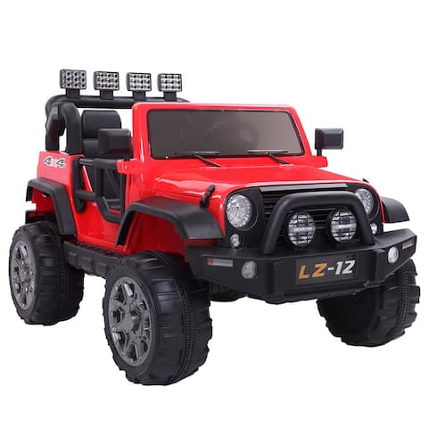 Dual Drive Kids Ride-On Toys 12V7AH with Remote Charger