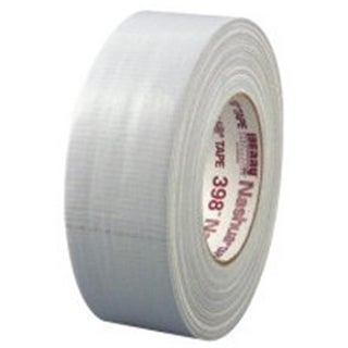 2 in x 60 yd, 11 mil 398N Nuclear Grade Duct Tapes - White