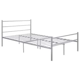 Great Metal Bed Frame Full Decoration