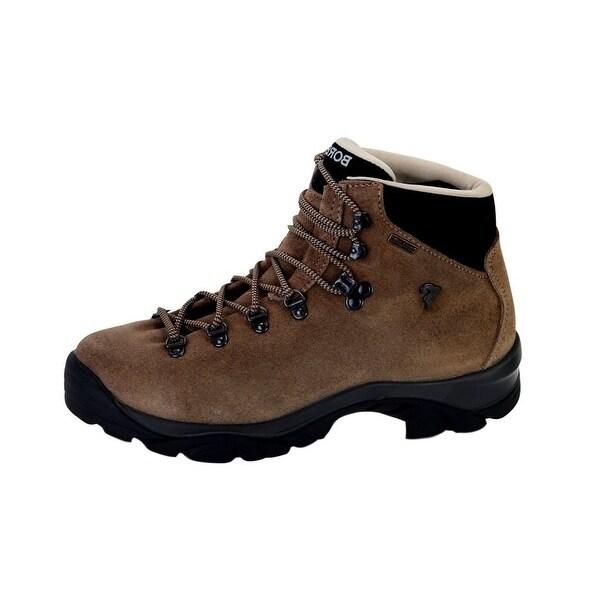 Boreal Climbing Outdoor Boots Womens Atlas Lightweight Brown