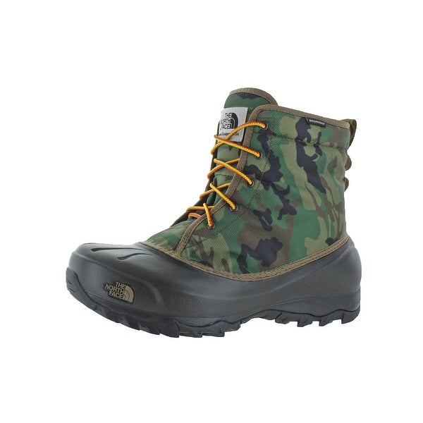f8e4aa5d2cf Shop The North Face Mens Tsumoru Winter Boots Snow Insulated - Free ...