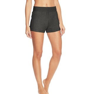 Maidenform Lounge Shorts - Color - Charcoal Heather - Size - L