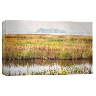 "PTM Images 9-103770  PTM Canvas Collection 8"" x 10"" - ""Marsh 1"" Giclee Rural Art Print on Canvas"