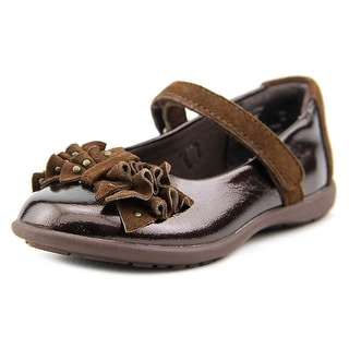 Balleto by Jumping Jacks Valerie Round Toe Leather Mary Janes