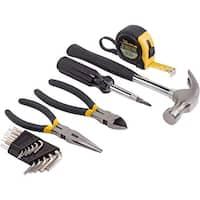 Trades Pro 16 Piece Home Tool Set, DIY Tool Kit