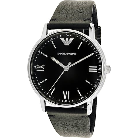 77ff7c0b Emporio Armani Men's Watches | Find Great Watches Deals Shopping at ...
