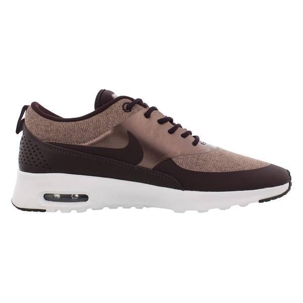 Fotoeléctrico Tomar medicina Comité  Nike Air Max Thea Knit Women's Shoes - Overstock - 29203897