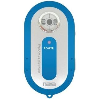 Naxa NAXNR720BLB Am/fm Mini Pocket Radio