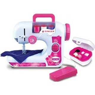 Singer EZ-Stitch Sewing Machine W/Sewing Kit-