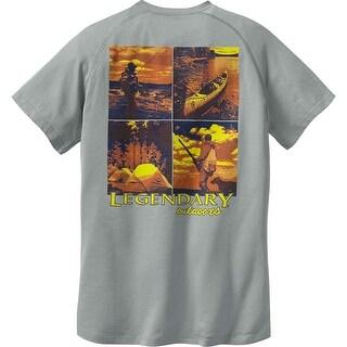 Legendary Whitetails Men's Explorer Short Sleeve T-Shirt