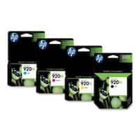 Hewlett-Packard HEWCD972AN HP 920 Ink Cartridge- 700 Page Yield- Cyan