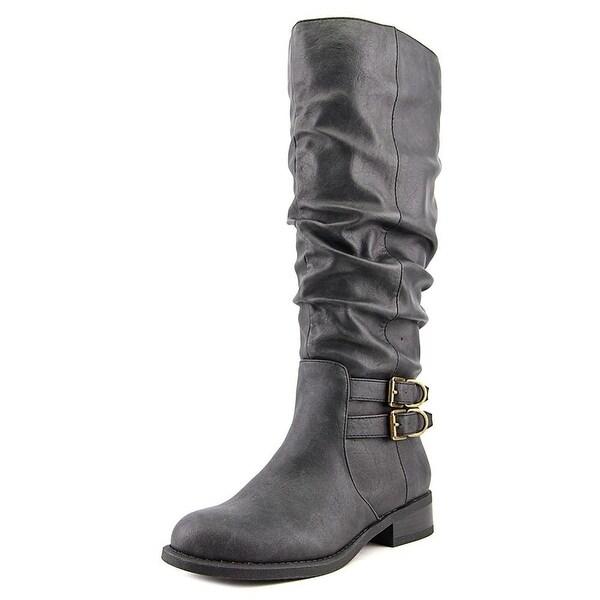American Living Womens JASMIN Closed Toe Mid-Calf Fashion Boots