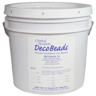 JRM Chemical DB-P05 Deco Beads 5 lb pail Purple
