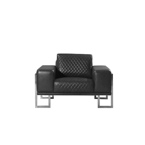 Global Furniture USA Textured Charcoal Chair