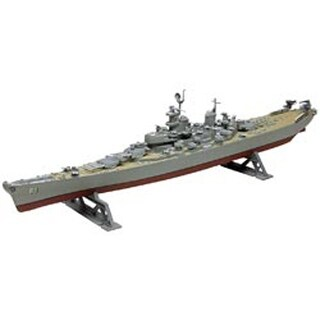 USS Missouri Battleship 1:535 - Plastic Model Kit