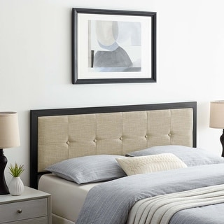 Link to Teagan Tufted Twin Headboard Similar Items in Bedroom Furniture