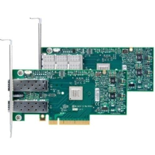 Mellanox Technologies Mcx314a-Bcbt Connect-3 En Network Interface Cards 40 Gigabit Ethernet Dual Port Qsfp Retail Access