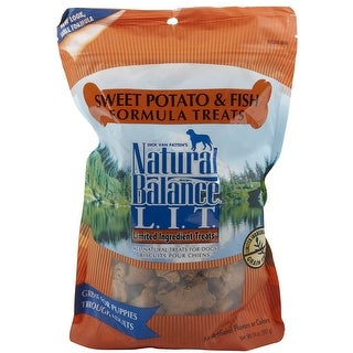 Natural Balance Sweet Potato & Fish Dog Treats