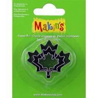 Maple Leaf - Makin's Clay Cutters 3/Pkg
