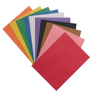 SunWorks Heavyweight Construction Paper, 9 x 12 Inches, Assorted, Pack of 50
