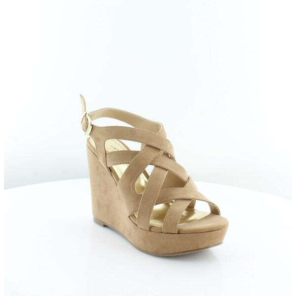 Thalia Sodi Maddora Women's Sandals & Flip Flops Tan - 7