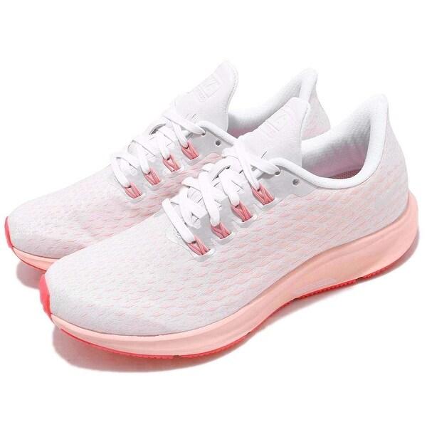 nike pegasus 35 grey pink