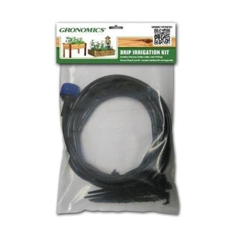 Gronomics GBDIK Garden Bed Drip With Irrigation Kit