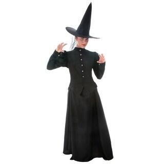 Women's Plus Size Witch Costume (Option: 5x)