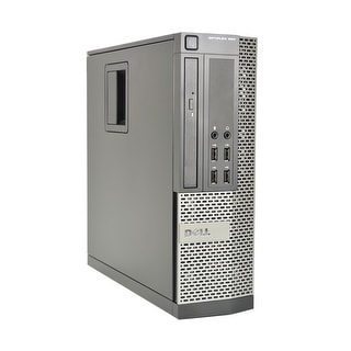 Dell OptiPlex 990-SFF 3.4GHz Core i7 16GB RAM 2TB HDD Windows 10 Computer (Refurbished)