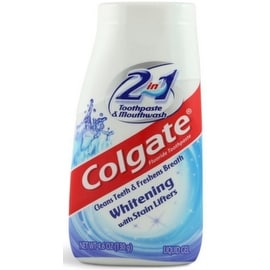 Colgate 2-in-1 Whitening With Stain Lifters Toothpaste 4.60 oz