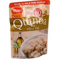 Suzie's Quinoa - Ready to Eat - Original - 8 oz - Case of 6