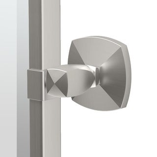 "Gatco 4159F Jewel 24-1/2""W X 31-1/2""H Wall-Mounted Framed Oval Mirror - Satin Nickel - N/A"