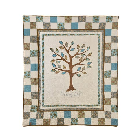 Donna Sharp's Vintage Tree Quilt UCC