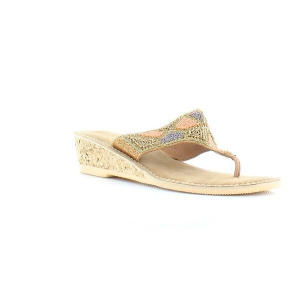 Kenneth Cole Reaction Playful Women's Sandals & Flip Flops Tan