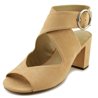 Charles By Charles David Kali Women Open Toe Synthetic Nude Sandals
