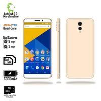 "Indigi 2018 GSM Unlocked 4G LTE 5.6"" SmartPhone [ Android 6 + Quad-CORE @ 1.2GHz + DUALSIM + Fingerprint Scan)+ 32gb microSD"
