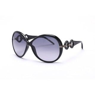Roberto Cavalli Women's Fiordaliso Sunglasses Black - Small