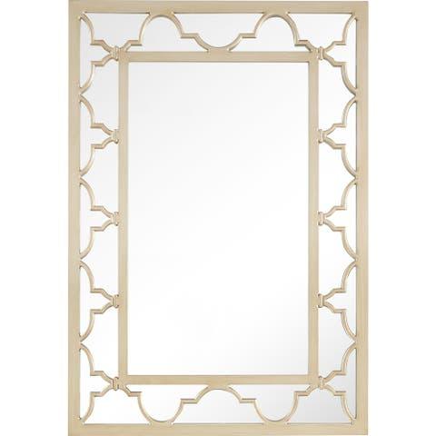 Arielle Wall Mirror - Clear