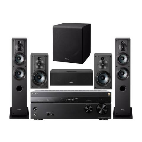 Sony 7.2 Ch. 3D 4K A/V Surround Sound Multimedia Home Theater System